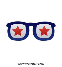 sunglasses with stars degraded style