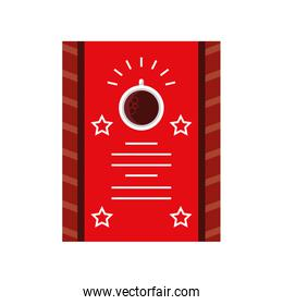 red  card template for fathers day