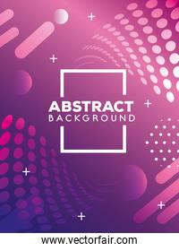 background vibrant abstract purple and pink colors