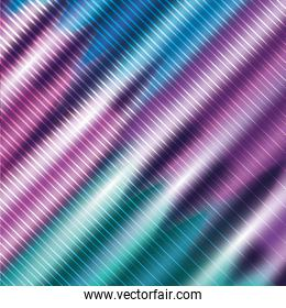 background vibrant abstract with stripes and waves