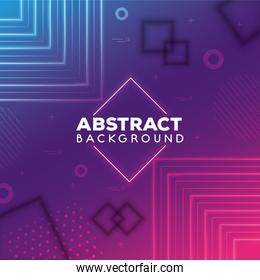 background vibrant abstract purple and pink color