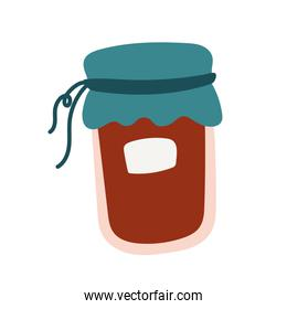 jar with preserve free form style icon