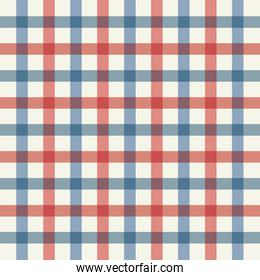 Blue and red pattern background vector design