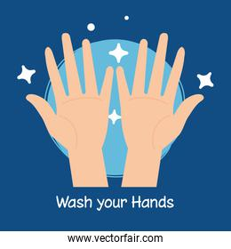 washing hands, pandemic of coronavirus, self protect from covid 19, wash your hands prevent 2019 ncov