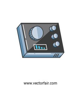 audio player console electronic device