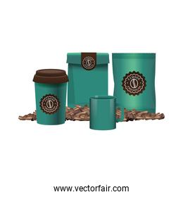 elegants green coffee packings products