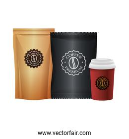 elegants colors coffee packings products