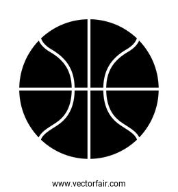 basketball game, ball equipment recreation sport silhouette style icon