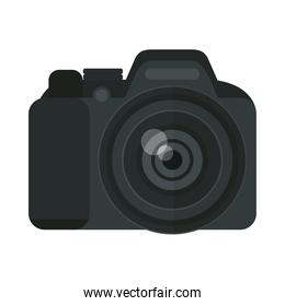 Isolated camera device vector