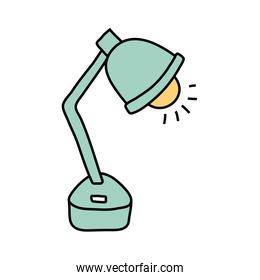 desk lamp supply free form style icon