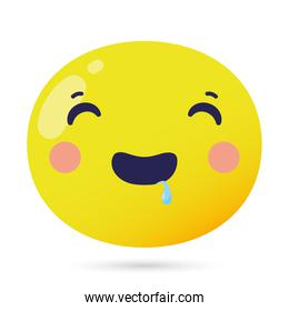 emoji face dummy funny character