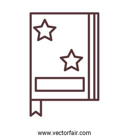 baby fairy tale toy, object newborn template line design icon