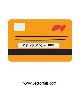 card for face-to-face online payments