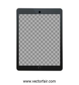 tablet digital device technology icon