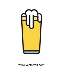 beer glass drink international day fill style