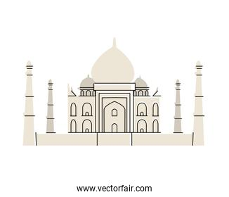 famous temples and monuments of india