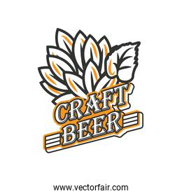craft beer festival, hop flower