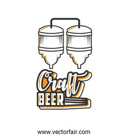 craft beer festival, beer barrel