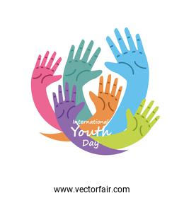 international youth day, annual 12 August celebration
