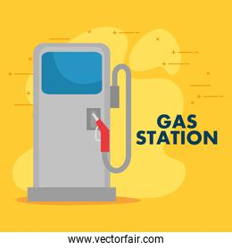 gas filling station, transport related service gas station