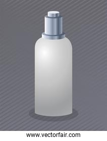 bottle product packing branding icon