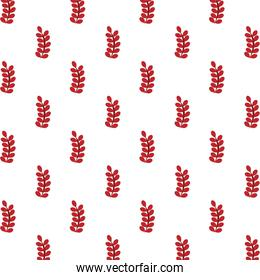 autumn leafs decoration pattern background