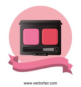 shadows colors powder make up icon