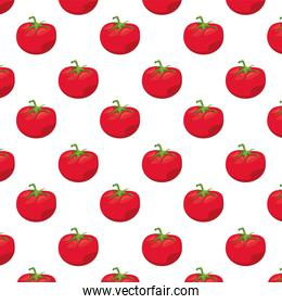 tomatoes healthy vegetables pattern background