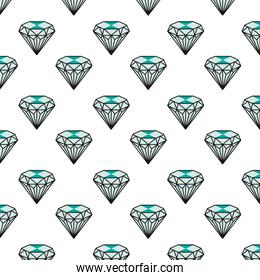 diamonds stones jewerly pattern background