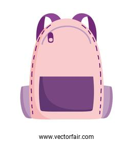 back to school, backpack accessory elementary education cartoon
