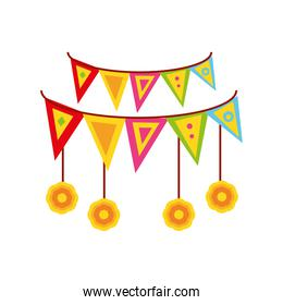 decorative garland for indian festival