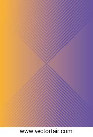 geometric figures and lines background