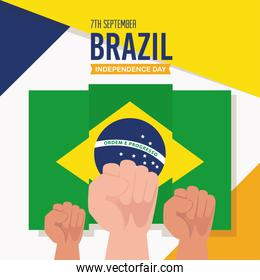 7 september, celebration brazil independence day