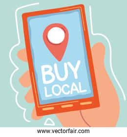 buy local, support local business