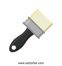 gross paint brush tool flat style icon