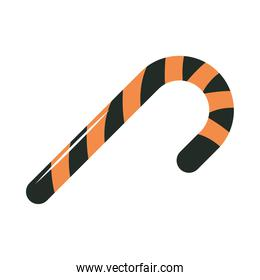 stripes candy can confectionery sweet flat icon design