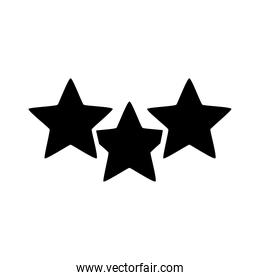 stars quality silhouette style icon