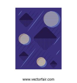 abstract purple background, colorful design