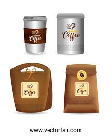 branding mockup set for coffee shop, restaurant, corporate identity mockup, presentations of coffee special