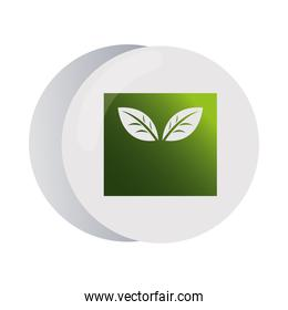 design with leaft for corporate company