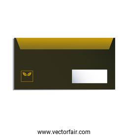 envelope with window and image corporation