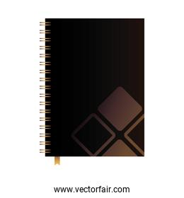 brand bound notebook for business