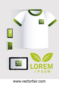 smartphone and device for identity of brand