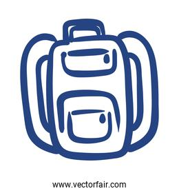 school bag equipment free form style icon
