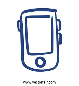smartphone device free form style icon
