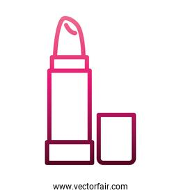 lipstick makeup cosmetic female gradient style