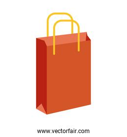 bag shopping line and fill style icon