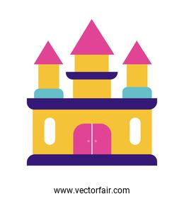 castle air mechanical fairground attraction   style icon