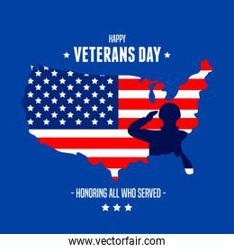 united states of war veterans day