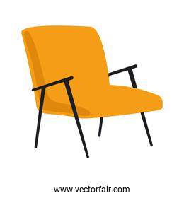 sofa couch forniture house icon